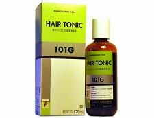 2 Bottles of Zhangguang 101G Hair Tonic For Stopping Hair Loss & Help Re-growth