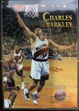 1996-97 TOPPS STARS FINEST CHARLES BARKLEY #4