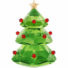 Swarovski Christmas Tree, Green # 5223606 New in Original Box