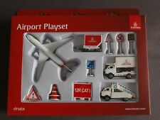 More details for emirates boeing 777 airport playset made by premier portfolio - new & sealed