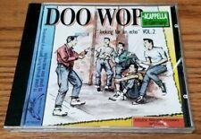 Doo Wop + Acappella in Germany Vol. 2 - Looking for an Echo - German Import CD