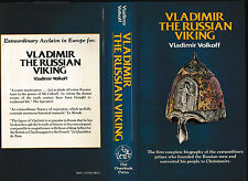 Vladimir the Russian Viking by Vladimir Volkov, 1985 1st US ed with dust jacket