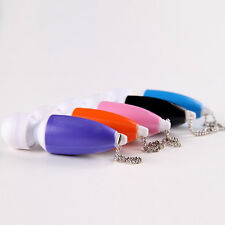 New Useful Mini Full Body Massage Stick Key-Chain Vibrate Relaxing Massager Tb