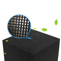 1pc Fish Tank Filtration Cube Activated Carbon Cleaning Filter Water Purifier