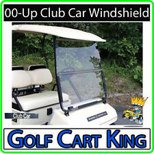 Club Car DS Clear Windshield '00.5 -UP Old Style Golf Cart Folding Acrylic US