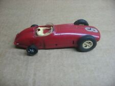 MARX 1/32 SCALE RED INDY TYPE CAR #2