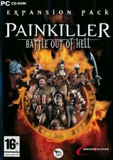 PAINKILLER Battle out of Hell Expansion Addon Pack PC Game - Brand New & Sealed
