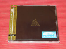 2017 JAPAN CD TRIVIUM The Sin And The Sentence with Bonus Track for Japan