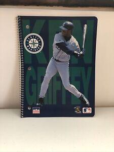 NEW / VTG KEN GRIFFEY JR. 1997 Seattle Mariners Starline Spiral Notebook