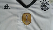 2014 Adidas  World Champions Germany Soccer Authentic Jersey Womens  Large New