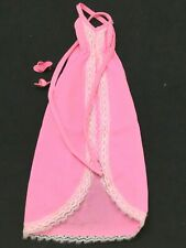 1979 Barbie K Mart Bargain Fashion Outfit #3443 Pink Dress superstar era