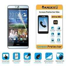 3x PELLICOLA per HTC Desire 826 FRONTE + PANNO PROTETTIVA DISPLAY