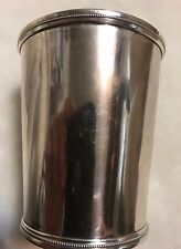 COIN SILVER MINT JULEP CUP 4.8 oz troy