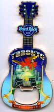 HARD ROCK CAFE TORONTO 2011 V8 DRUMS HOCKEY GUITAR BOTTLE OPENER MAGNET!