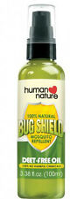 HUMAN NATURE ~Bug Shield Oil~ (100ml) Anti-Dengue DEET-Free