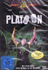 DVD NEU/OVP - Platoon - Tom Berenger, Willem Dafoe & Charlie Sheen
