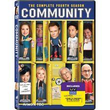 Community Season 4 DVD & UV Copy