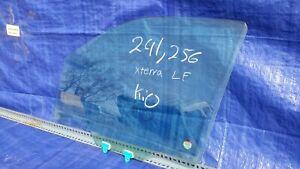 2005-2009 Nissan Xterra Window Glass OEM Front Left Driver Door