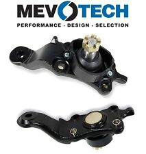 For Toyota Sequoia Pair Set of Front Lower Ball Joints Mevotech MK80521 MK80522