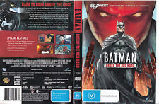 Batman:Under The Red Hood-2010-Animated-Movie-DVD