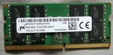 New listing Micron 8Gb Ddr4-2133P Pc4-17000 Laptop Ram Mta16Atf1G64Hz-2G1A2