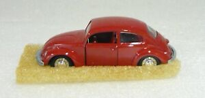 Schuco Modell 818, VW 1300 L, dunkelrot, 1/66, NEU&OVP