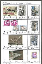 Japan.#692/1656.Used.1960 /85.10 Diff.Scv $27.40