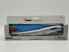 Daron Northwest Airlines 747-400 Model 1:250 Scale