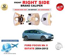 FOR FORD FOCUS ESTATE FRONT RIGHT SIDE BRAKE CALIPER 2004-2012