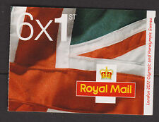 Olympics Great Britain Barcode Stamp Booklets (1987-Now)