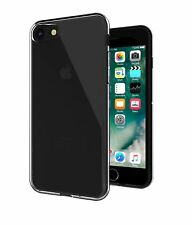 Sdtek iPhone 8/iPhone 7 CASE GEL (Crystal Clear TPU Silicone Jelly)