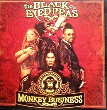 BLACK EYED PEAS CD MONKEY BUSINESS FREE POSTAGE IN AUSTRALIA