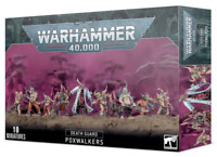 Warhammer 40K Poxwalkers 10 Zombies Death Guard Chaos Space Marine Nurgle Plague