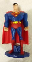 Justice League Unlimited Superman Diecast Metal Collection Mattel 2004 Figurine