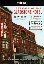 LAST CALL AT THE GLADSTONE HOTEL  DVD MOVIE- Brand New- Fast Ship- VG-A50298DV
