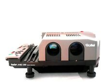 Rolleivision Twin Msc P-300 Überblend-diaprojektör+Suitcase