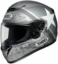 Shoei Qwest Resolute Motorcycle Helmet X-Large/NEW/ #0115-1305-07 (TC-5 XL)