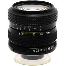 Zoom Tamron 28/70mm f3,5-4,5 con innesto adaptall per Nikon Canon Pentax Minolta