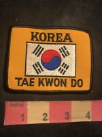 South KOREA TAE KWON DO Patch ( Martial Arts ) 89XE