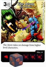 036 THE ATOM Ray Palmer -Common- JUSTICE LEAGUE - DC Dice Masters