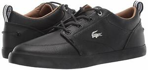 Men's Shoes Lacoste BAYLISS 119 1 U Fashion Sneakers 37CMA007302H BLACK / BLACK