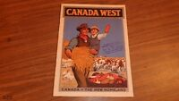 VINTAGE 1926 CANADA WEST MAGAZINE CATALOG BROCHURE 11