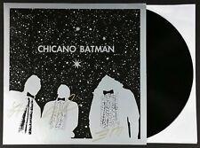 CHICANO BATMAN SIGNED RSD 2018 CHICANO BATMAN  LP VINYL RECORD ALBUM  W/COA