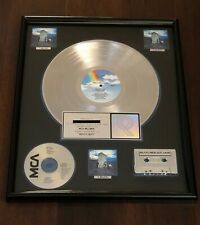 """THE WHO """"WHO'S NEXT"""" RIAA CERTIFIED TRIPLE PLATINUM AWARD"""