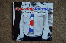 """Who 2LP """"Amazing Journey-The Story Of The Who"""" Geffen (B0010613), SEALED"""