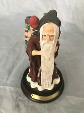Duncan Royale Medieval History of Santa Claus Figurine Miniature collection 1990