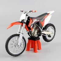 1 12 Automaxx KTM 350 SXF Motocross Motorcycle Diecast model race dirt bike toy