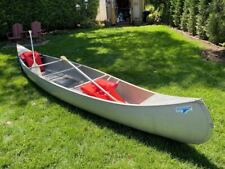 1973 Grumman Aluminum Canoe, 17 ft.