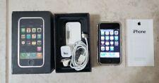 Apple iPhone 1st Generation - 8GB - Black (AT&T) A1203 (GSM) (Dead Pixels)