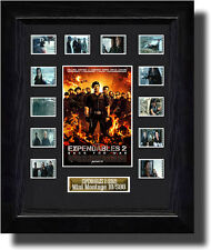 The Expendables 2 film cell (2012) (b)